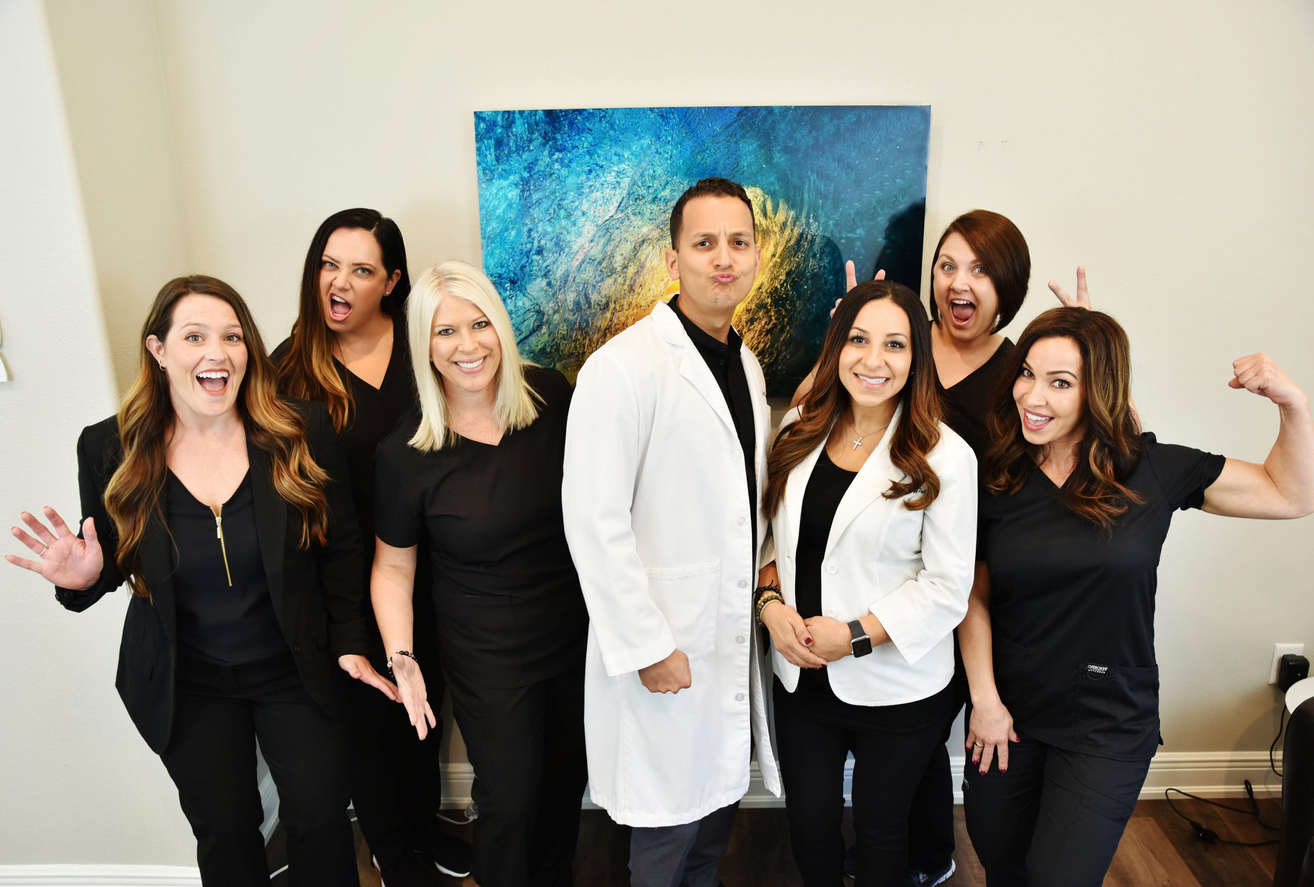 Our Team of dental experts at Ideal Dentistry